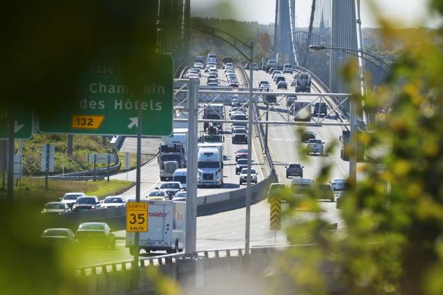 Puisque la congestion se produit quandtrop de citoyens...