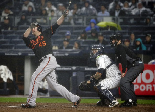 Les Orioles de Baltimore affronteront les Blue Jays... (Associated Press)