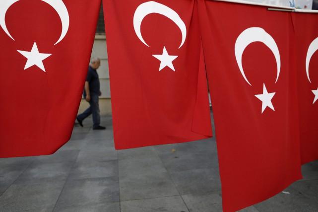 Après la tentative de putsch, Ankara a lancé... (AP)