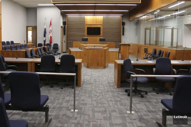 Les avocats et notaires de l'État québécois (LANEQ)... (Patrick Woodbury, LeDroit)