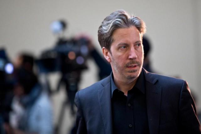 François Limoges présentera ce soir ses deux premiers... (photo olivier jean, archives la presse)