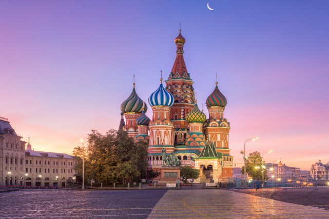 Moscou... (PHOTO THINKSTOCK)