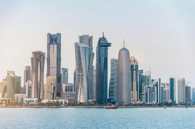 Doha, capitale du Qatar... (PHOTO FOURNIE PAR QATAR AIRWAYS)