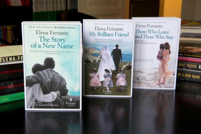 Star de la littérature mondiale,Elena Ferrante avait toujours... (photoChris Warde-Jones, archives the new york times)