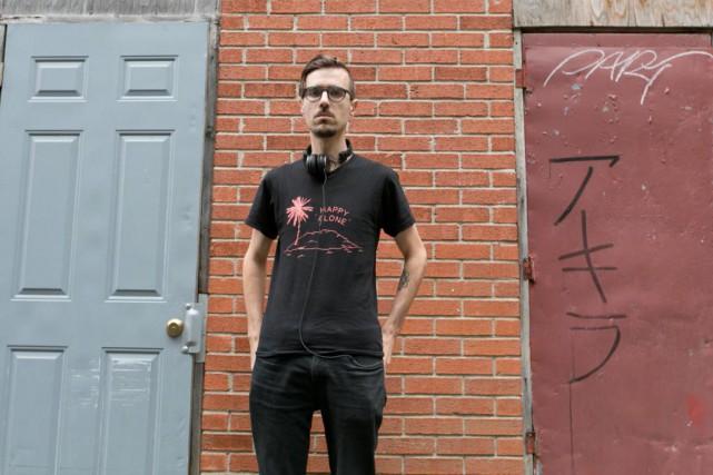 Guillaume Morissette, 30 ans, a d'abordpublié son roman... (Photo François Roy, La Presse)