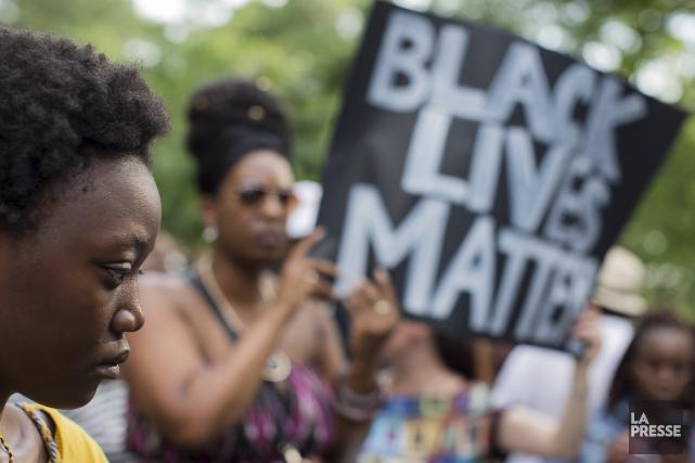 ANALYSE / La mort de Noirs désarmés aux mains de policiers a généré depuis deux... (Archives, La Presse)