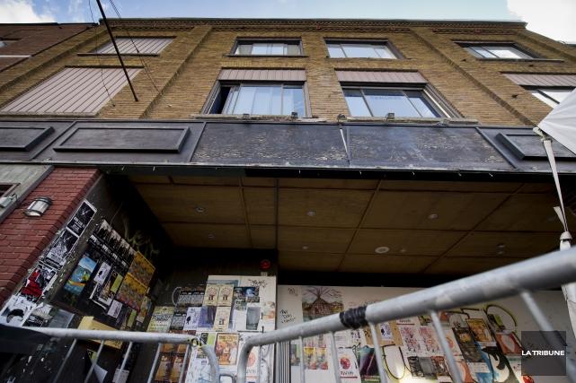 La Ville de Sherbrooke devient le créancier prioritaire... (Archives, La Tribune)