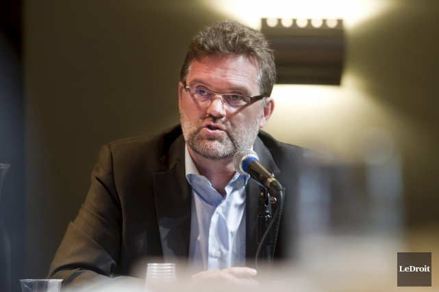 Le maire Maxime Pedneaud-Jobin juge pour sa part... (Martin Roy, Archives Le Droit)