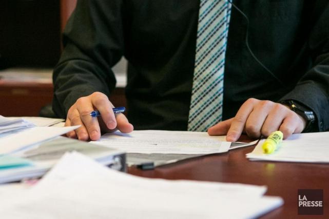 47 % des employés canadiens soutiennent qu'ils auraient... (Photo Hugo-Sébastien Aubert, Archives La Presse)