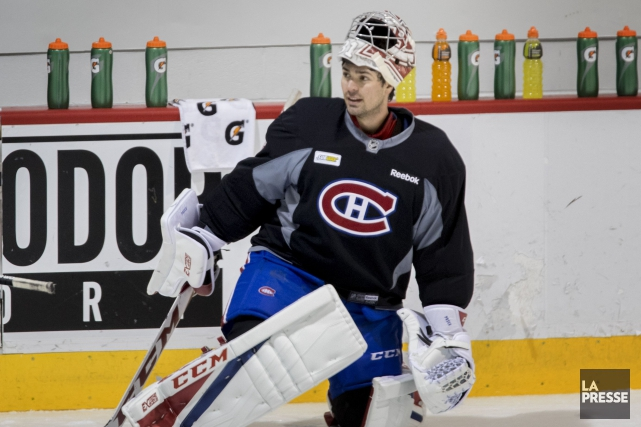Carey Price... (Photo Marco Campanozzi, La Presse)