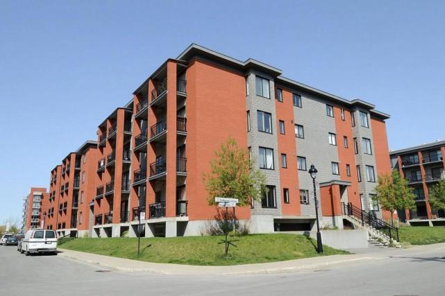L'appartement 401 du 7400, rue Cléophée-Têtu, dans Mercier... (PHOTO FOURNIE PAR LES COURTIERS)
