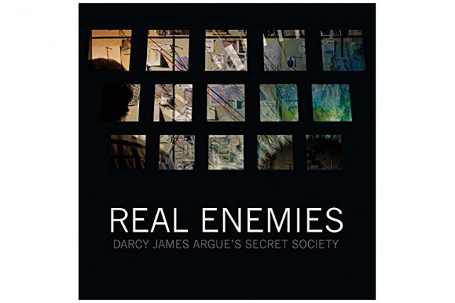 Real Enemies, de Darcy James Argue's Secret Society... (Image fournie par la maison de disques)