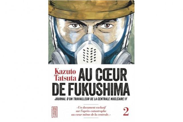 Au coeur de Fukushima, deKazuto Tatsuta... (IMAGE FOURNIE PAR LES ÉDITIONS MADE IN)