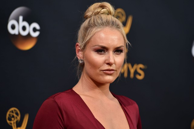 Lindsey Vonn... (Photo Jordan Strauss, AP)