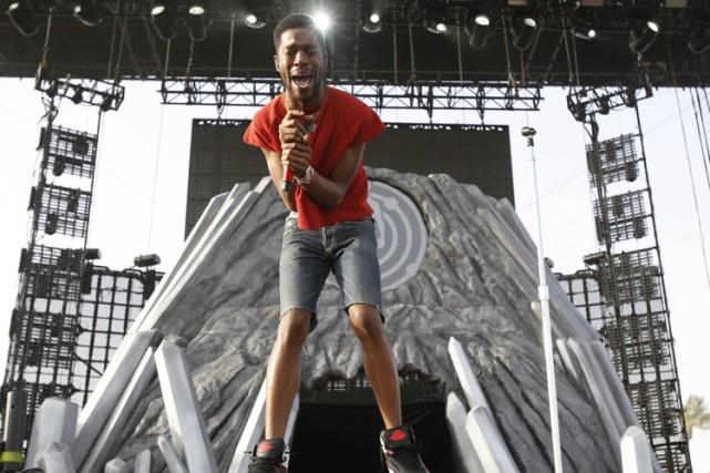 Kid Cudi espère être de retour sur scène... (PHOTO REUTERS)