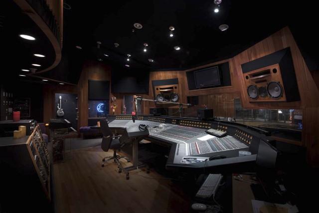 Le studio de Prince à Paisley Park... (AP)