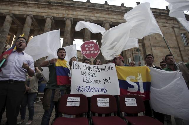 Alors que les sondages prévoyaient une victoire du... (AFP)