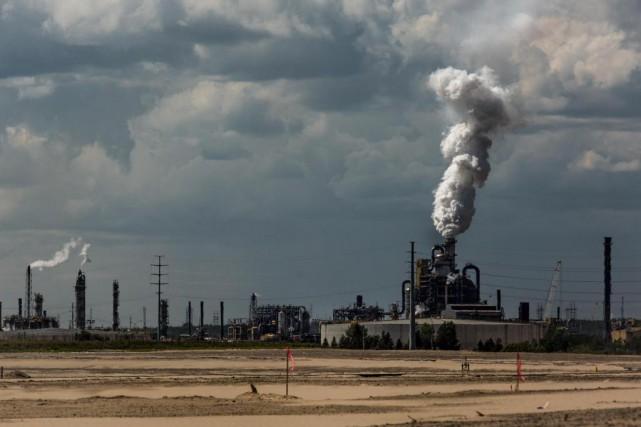 «L'essor pétrolier a mené à une fracture économique,... (Photo Olivier PontBriand, archives La Presse)