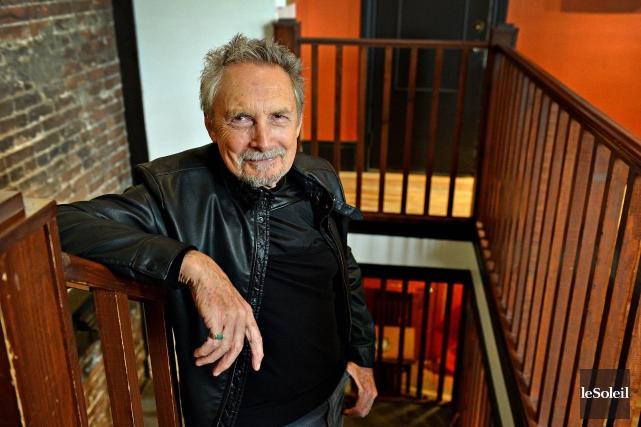 Jacques Michel donnera un spectacle au Théâtre Banque... (Archives Le Soleil, Patrice Laroche)