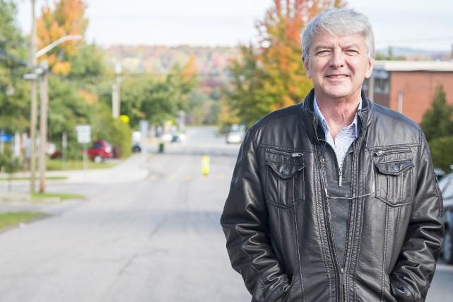 Roger Parent, réalisateur du documentaire De Sherbrooke à... (Spectre Média, Marie-Lou Béland)
