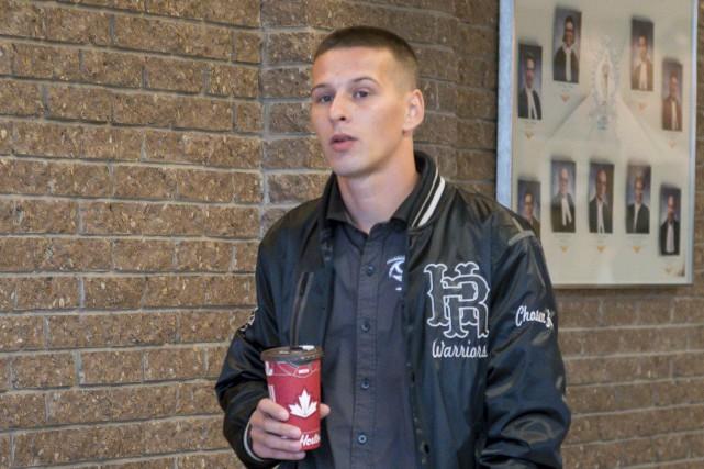 Dave Poulin-Beaunoyer subira son enquête préliminaire en février 2017.
