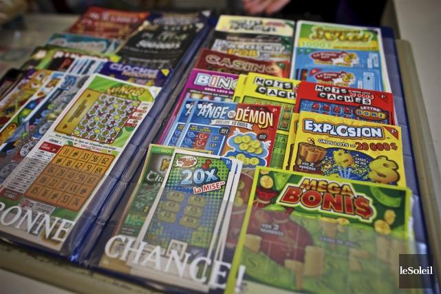 Le concept de la nouvelle loterie pancanadienne se... (Photothèque Le Soleil)