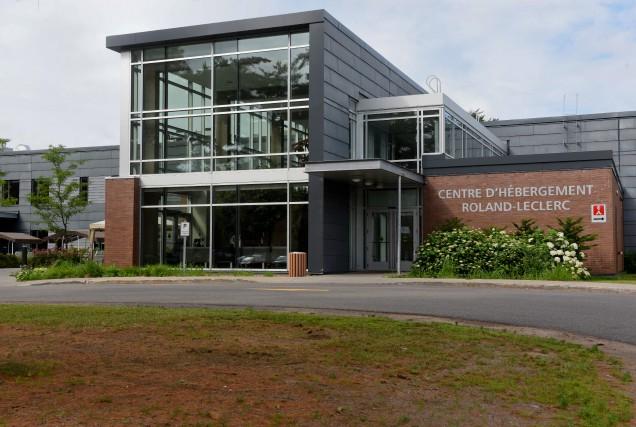 Le Centre d'hébergement et de soins de longue... (Photo: Francois Gervais)