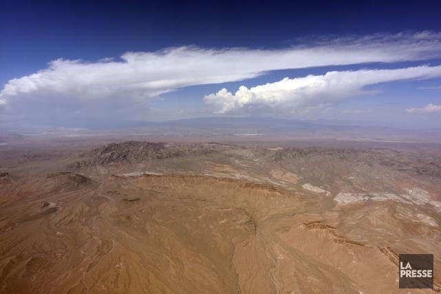 Avec l'accélération du changement climatique, une mégasécheresse sera... (PHOTO BERNARD BRAULT, ARCHIVES LA PRESSE)