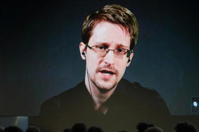 Edward Snowden...