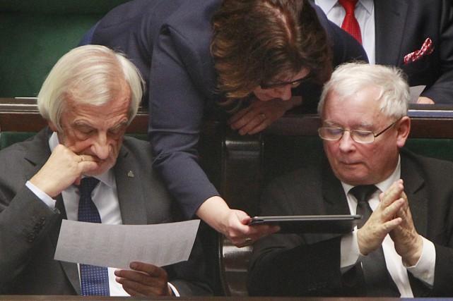 «Nous avons le plus grand respect pour les... (photo Czarek Sokolowski, AP)