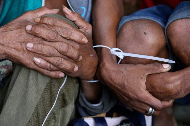 Selon la police, l'instruction en trois mois seulement... (Aaron Favila, AP)