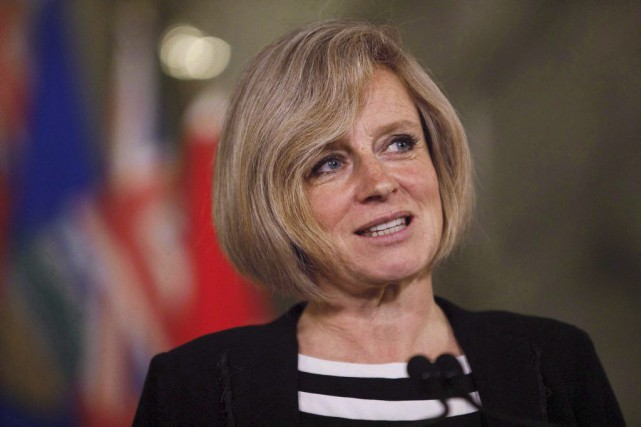 Rachel Notley... (Archives, La Presse canadienne)