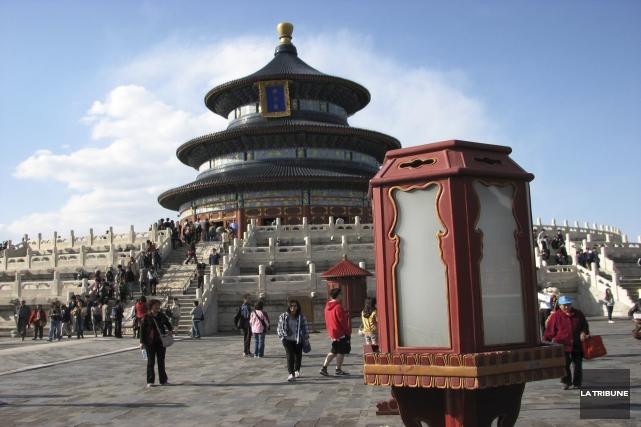 Pour obtenir un visa pour la Chine, il... (La Tribune, Jonathan Custeau)