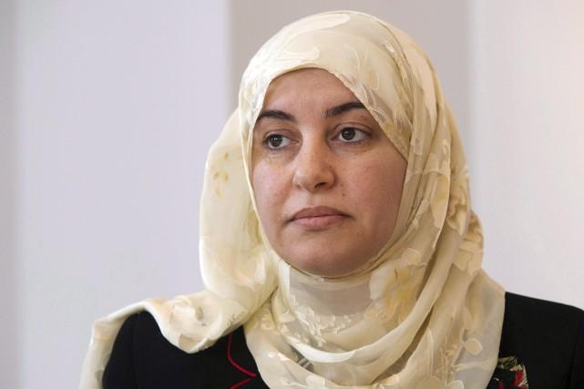Rania El-Alloul... (PHOTO ARCHIVES LA PRESSE CANADIENNE)