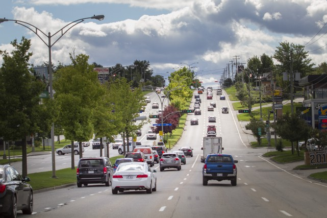 La Ville de Sherbrooke a annoncé jeudi que... (rene marquis)