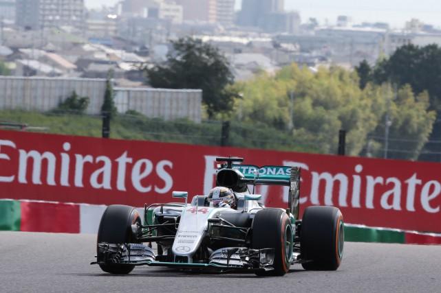 Nico Rosberg... (PHOTO YUYA SHINO, AFP)
