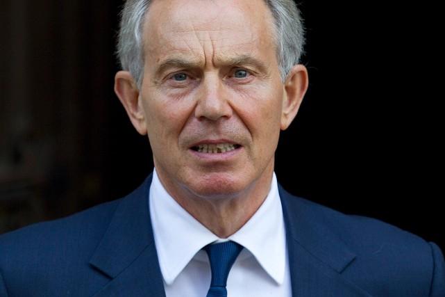 Élu premier ministre une première fois en 1997,... (Photo Alastair Grant, archives AP)