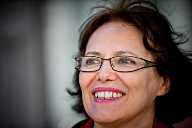 Homa Hoodfar a été libérée le 26 septembre... (Photo Patrick Sanfaçon, La Presse)
