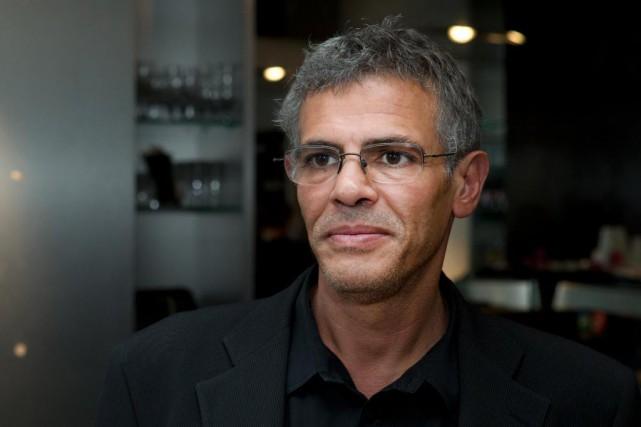 Abdellatif Kechiche tourne présentement son sixième long métrage,Mektoub... (Photo Robert Skinner, Archives La Presse)