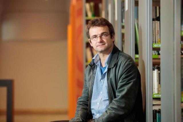 Lejournaliste allemand Wolfgang Bauer s'est fait passer pour... (Photo Hugo-Sébastien Aubert, La Presse)