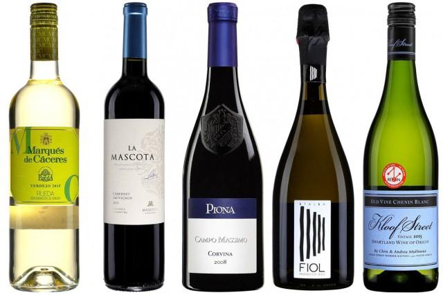 Voici cinq vins à moins de 25 $ pour profiter du dernier long week-end avant...