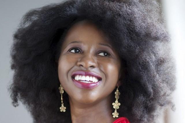 Camerounaise d'origine et New-Yorkaise d'adoption, Imbolo Mbue incarne à sa... (Courtoisie, Kiriko Sano)