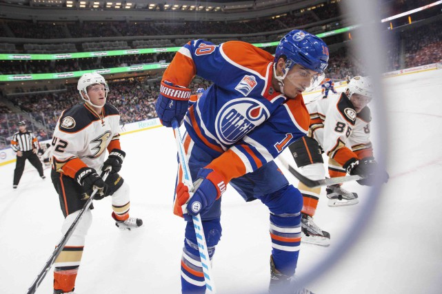 Nail Yakupov... (Archives La Presse canadienne)