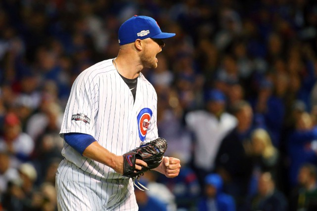 Jon Lester... (PHOTO Jerry Lai, USA Today Sports)
