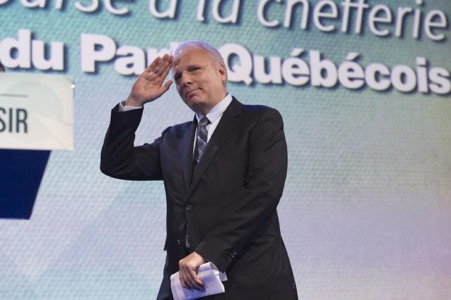 Voici trois des promesses du nouveau chef Jean-François Lisée: (La Presse canadienne, Jacques Boissinot)