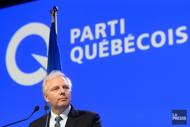 Le nouveau chef du Parti québécois, Jean-François Lisée,... (PHOTO BERNARD BRAULT, LA PRESSE)