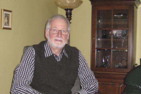 Père d'un garçon souffrant de schizophrénie, Jean-Pierre Langevin... (Fournie par Jean-Pierre Langevin)