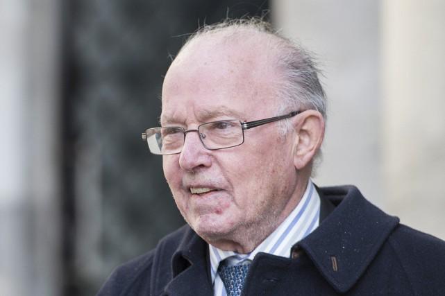 Toujours actif sur la scène politique, Bernard Landry... (Archives La Presse canadienne)