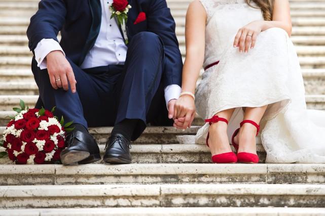 CHRONIQUE / Je suis une fiancée expirée, passée date, de seconde main. Du... (123RF)
