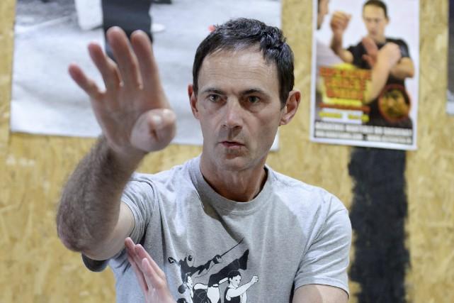 Professeur d'arts martiaux, coach de sport et champion... (Photo Le Progrès-Dimanche, Jeannot Lévesque)